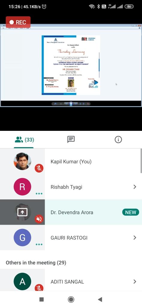 11 Mr. Rishabh Tyagi